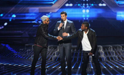 The X Factor Top 9 Results: Two More Go Home