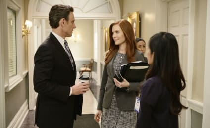 Scandal Season 5 Episode 13 Review: The Fish Rots From the Head