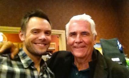 Community Casts Jeff's Dad!