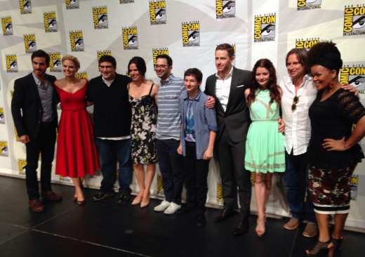 Once Upon a Time at SDCC