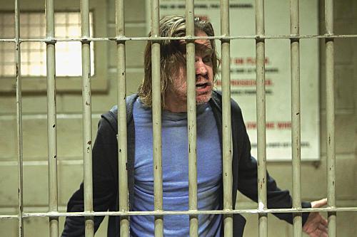 Frank in Jail