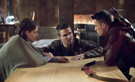 Arrow: Watch Season 3 Episode 13 Online
