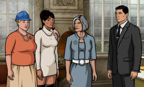 Archer Review: The A Team Meets Scarface