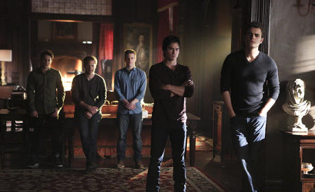 Bye, Bye Boys - The Vampire Diaries Season 6 Episode 22