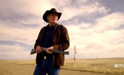 Longmire Season 4 Sneak Peek: Walt is BACK!!