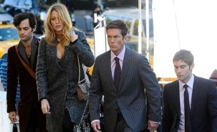 Gossip Girl Series Finale Set Pics: Where is Chuck?