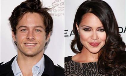 Blake Hood and Alyssa Diaz Cast on The Vampire Diaries As...