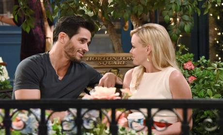 Shawn and Belle Leave for Hong Kong - Days of Our Lives