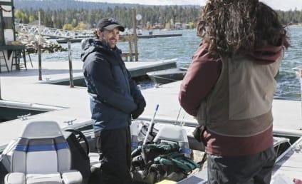 Grey's Anatomy Photos: Derstina Fishing Trip!