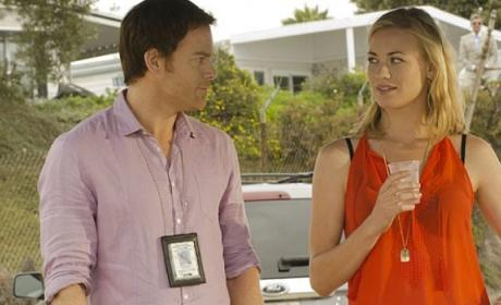 Dexter Review: A Storm of F@%k