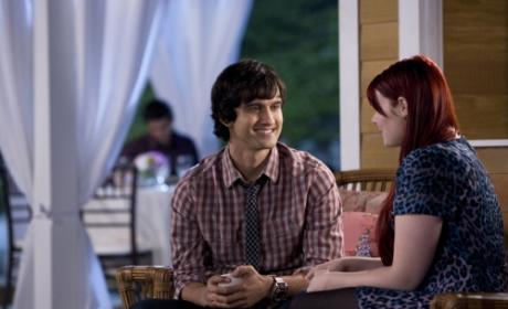 Michael Steger to TV Fanatic: Did Navid Make Adrianna Gay?