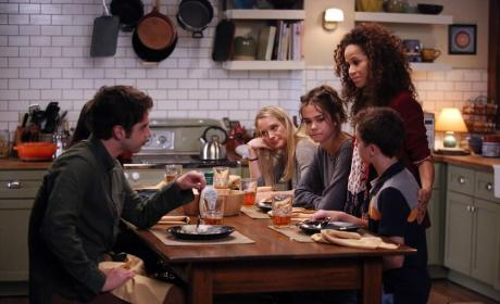 Part of the Family - The Fosters