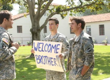 Watch Enlisted Season 1 Episode 1 Online