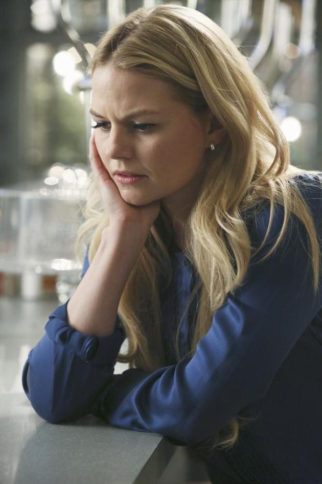 Emma's Looking Dejected