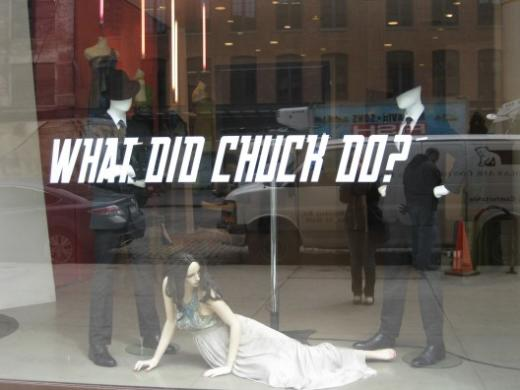 What Did Chuck Do?
