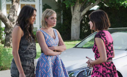 Pretty Little Liars Season 6 Episode 3 Review: Songs of Experience