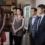 Nate, Chuck, Dan, Blair and Georgina