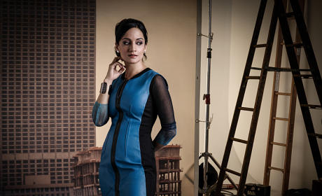 Archie Panjabi as Kalinda Sharma - The Good Wife