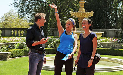 The Amazing Race Winners Are...