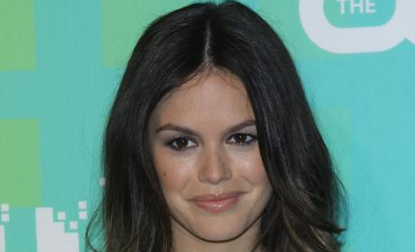 Rachel Bilson at CW Upfronts