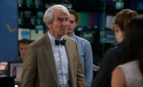 The Newsroom Season 3 Episode 5 Review: Oh Shenandoah