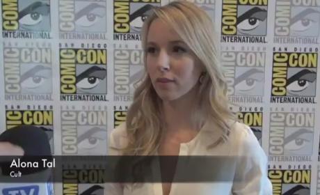 Alona Tal Comic-Con Interview 2012