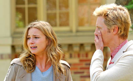Revenge Season 4 Episode 4 Review: He's Alive!