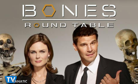 Bones Round Table: Will Hodgins Destroy the Jump Drive?