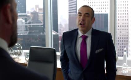 Suits Season 5 Episode 2 Clip: Harvey's New Nemesis?