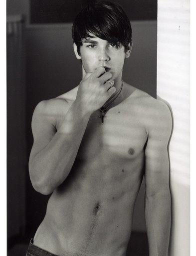 Justin Gaston Photo