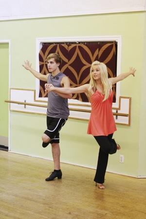 Dancing Practice