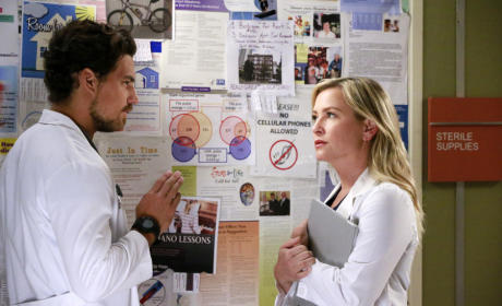 Who Are You? - Grey's Anatomy Season 12 Episode 1
