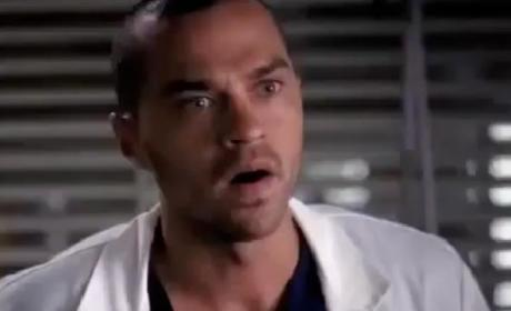 Grey's Anatomy Sneak Peek: Words Fail Him