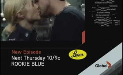 Rookie Blue First Look: Quarantined!