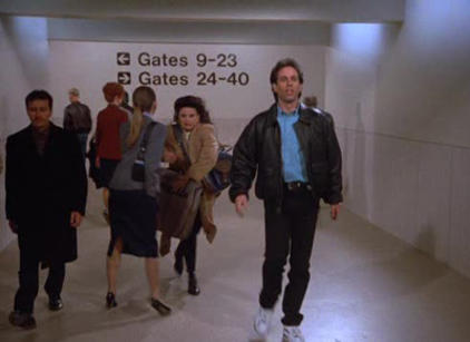 Watch Seinfeld Season 4 Episode 12 Online