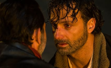 The Walking Dead Season 7 Episode 1 Review: The Day Will Come When You Won't Be