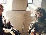 Varys and Tyrion Chilling Out - Game of Thrones