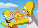 Choking Bart