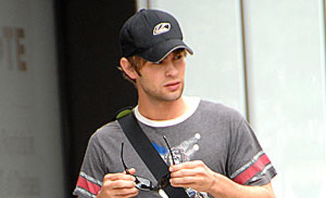 Chace Crawford Attempts to Break Coolness Record