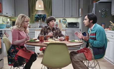 The Big Bang Theory Season 9 Episode 15 Review: The Valentino Submergence
