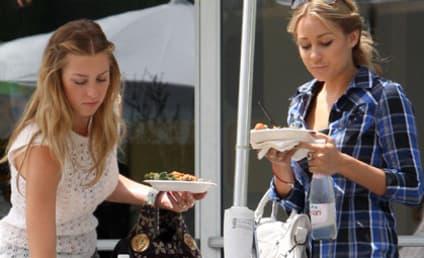 Whitney Port Says Goodbye to Lauren Conrad?