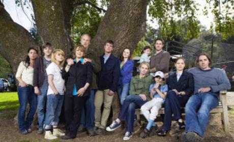 Parenthood Cast Pic