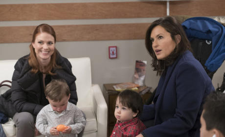 Law & Order SVU Season 16 Episode 19 Review: Granting Immunity