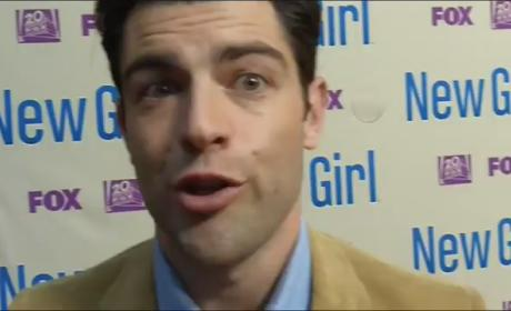 Max Greenfield Red Carpet Interview