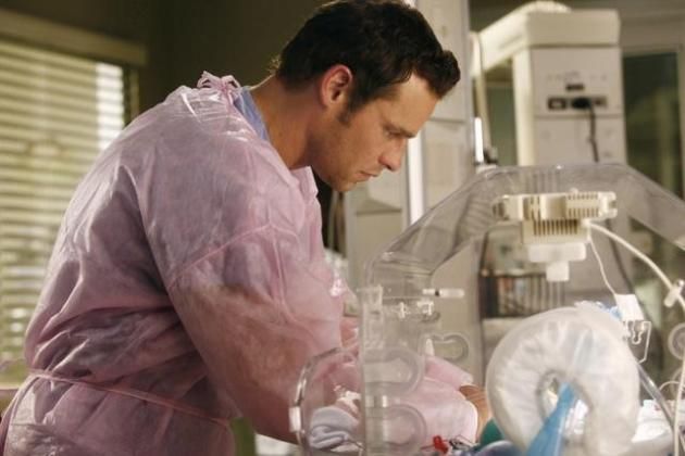 Karev Action Shot