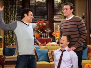 Ted Slaps Barney