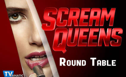 Scream Queens Round Table: A Not-So-Happy Chanel-O-Ween