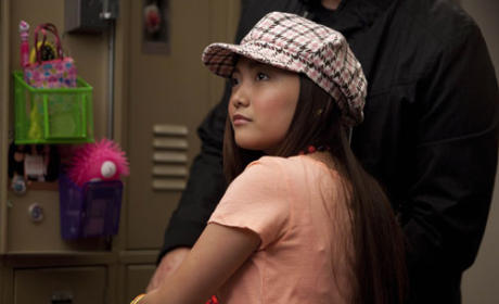 Glee First Look: Charice as Sunshine Corazon
