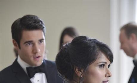 Padma and Daniel