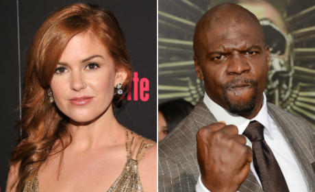 Isla Fisher and Terry Crews to Guest Star on Arrested Development